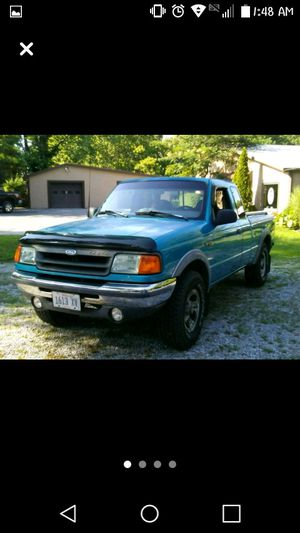 1999 FORD RANGER SINGLE CAB for Sale in Carbondale, IL
