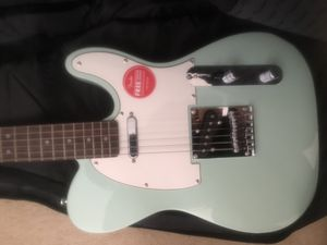 Squier tele new for Sale in Charlotte, NC