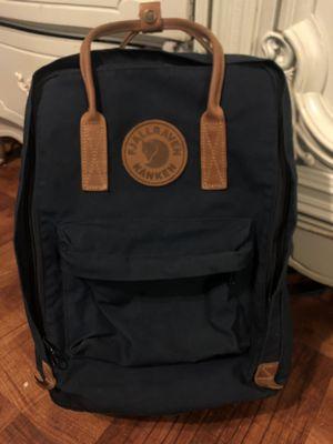 Authentic fjallraven kanken back pack for Sale in Mesa, AZ