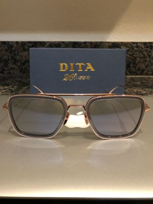 DITA FLIGHT .006 Rose Gold sunglasses for Sale in Riverview, FL