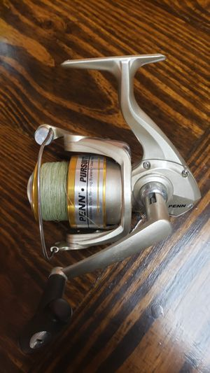 Penn Pursuit 4000 Spinning Reel Fishing for Sale in Plant City, FL