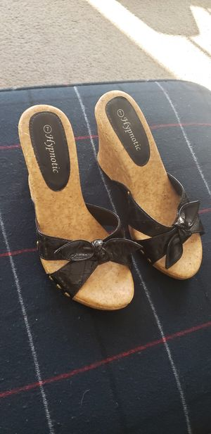 Hypnotic Wedge Sandals for Sale in Pasadena, CA
