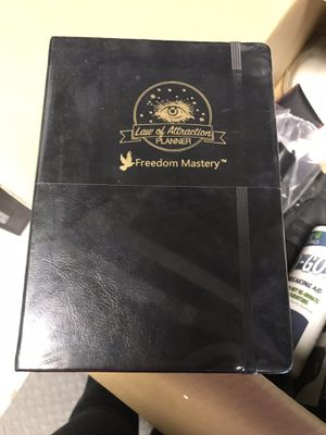 Law of attraction planner. New for Sale in San Jose, CA