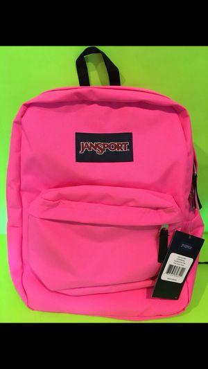 Pink Jansport Backpack for Sale in Glendale, AZ