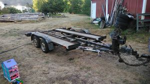 Tandem axle car hauler. for Sale in Darrington, WA