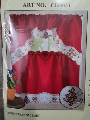 Christmas Curtains for Sale in South Pasadena, CA