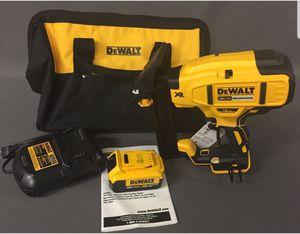 Dewalt 20v floor nailer new in box XR for Sale in Alexandria, VA