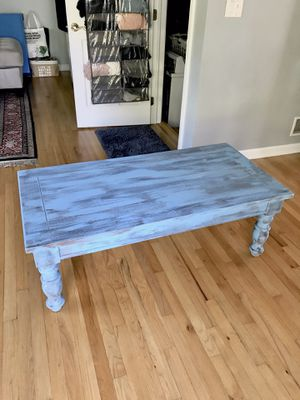Coffee table for Sale in Sea Girt, NJ