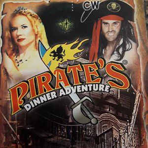 Pirates Dinner Adventure Tickets for Sale in Fontana, CA