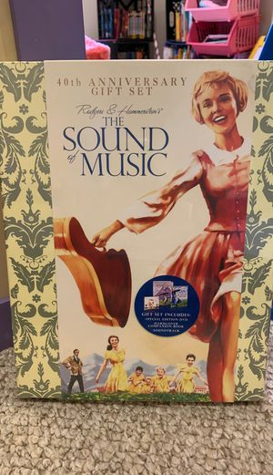 40th Anniversary Gift Set for THE SOUND OF MUSIC for Sale in Grand Haven, MI