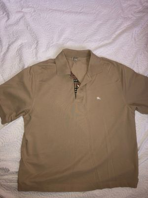 men's Burberry shirt , size medium for Sale in Vancouver, WA