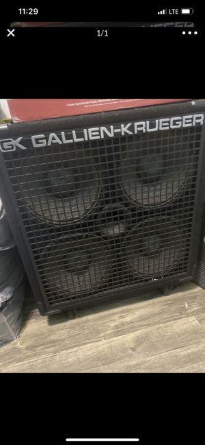 Gallien-Krueger 410SBX Bass Cab for Sale in San Fernando, CA