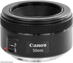 Canon ef50mm lens for Sale in Fort Meade, MD