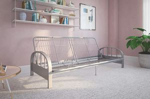 Full size Metal futon frame - Brand new - Delivery available for Sale in Phoenix, AZ