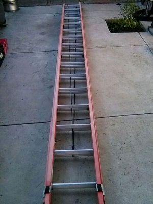 32' Werner fiberglass ladder for Sale in Idaho Springs, CO