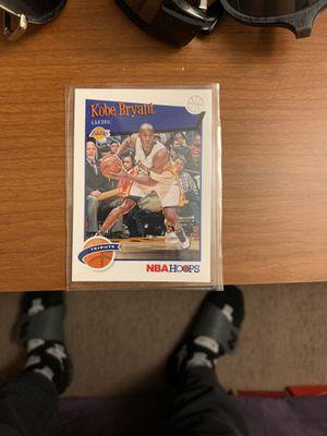 """""""Kobe Bryant 2019-2020 Hoops Tribute Card"""" for Sale in North Las Vegas, NV"""