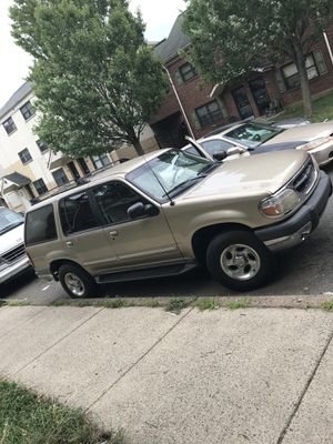 99 Ford Explorer for Sale in National Park, NJ