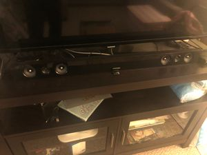 Samsung wireless sound bar with subwoofer for Sale in San Diego, CA