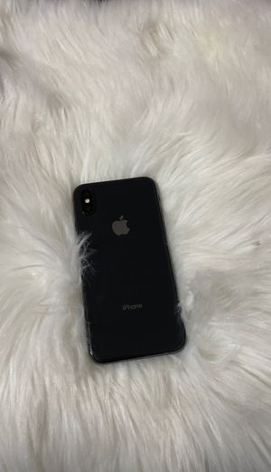 iPhone X for Sale in Paramount, CA