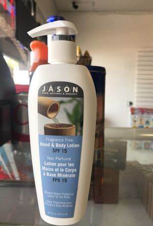 Jason fragrance free hand and body lotion for Sale in Phoenix, AZ