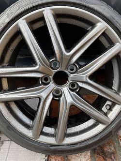 OEM Lexus IS 350 F-Sport Wheels ONLY 2 for Sale in Lynwood,  CA