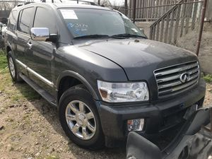 2004 2005 2006 infinity QX56 for parts for Sale in Dallas, TX