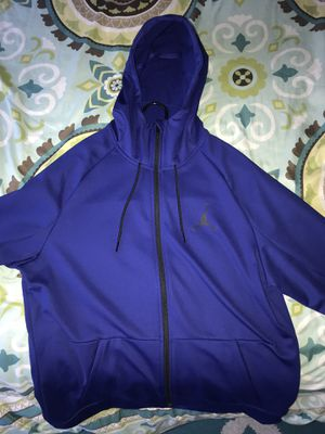 Jordan 23 Therma full zip hoodie w/ shirt (size Men's Large) for Sale in Henderson, NV