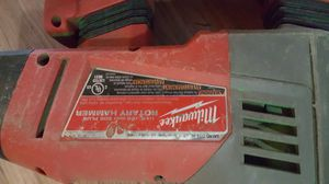 """18V 1-1/8"""" SDS Plus Rotary Hammer with brushless motor for Sale in Portland, OR"""