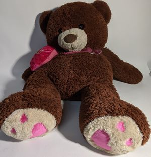 "40"" Soft Teddy Bear for Sale in Tampa, FL"