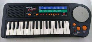Casio Rapman Electronic Keyboard with Voice Effector RAP-1 for Sale in Greensboro, NC