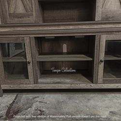 NEW, MODERN FARMHOUSE DESIGN, 60 inchTV STAND, SKU#TC275. for Sale in Westminster,  CA