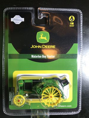 Athearns John Deere-Waterloo Boy Tractor-Model B Tractor-GP Tractor-1:50 Scale for Sale in Raleigh, NC
