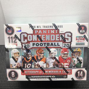 🔥 2020 Panini Contenders Football MEGA Box FACTORY SEALED (In Hand) Justin Herbert 🔥 for Sale in Suffolk, VA