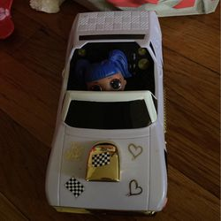 Car and doll comes with for Sale in Brooklyn,  NY