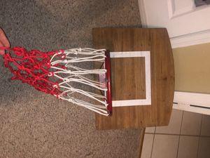 Mini Basketball Hoop Decor Man Cave Dorm with BONUS Bottle Opener for free for Sale in Union Park, FL