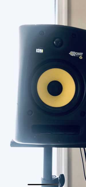Pro Audio KRK ROKIT 6 Studio Monitors for Sale in Norfolk, VA