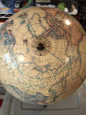 Vintage Rand McNally Terrestrial Globe for Sale in Auburn, WA