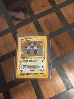 Base Set 2 Magneton LP/NM for Sale in Houston, TX