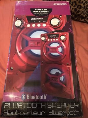 Blue tooth speaker loud for Sale in Greensboro, NC