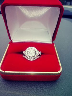 2 carat 14k Wedding Ring set for Sale in Hyattsville, MD