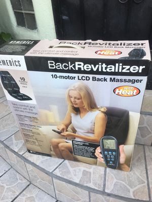 Back revitalizer for Sale in Los Angeles, CA