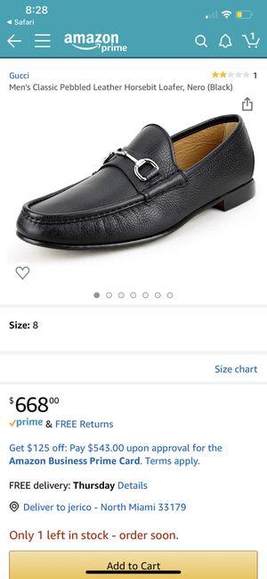 Gucci Men Shoes for Sale in Jacksonville, FL