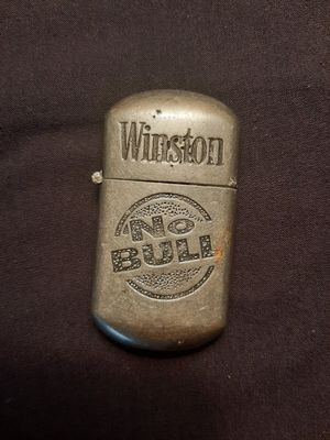 Winston No Bull Lighter for Sale in Wichita, KS