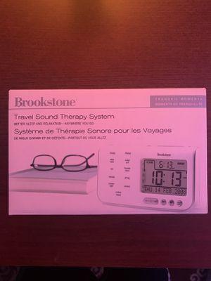 Brookstone Travel Sound Therapy System for Sale in Oakton, VA