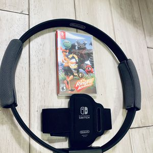 Ring Fit Adventure Nintendo Switch for Sale in Ashburn, VA