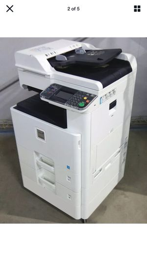 Kyocera Taskalfa 255c Color A3 Laser Multifunction Printer Copier Scanner 25ppm for Sale in Buford, GA