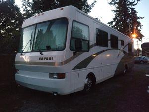 2001 Safari Cheetah M-3796, 300hp Diesel pusher Motorhome for Sale in Kent, WA