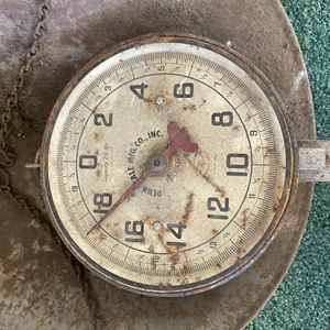 Vintage hanging Scale for Sale in Long Branch, NJ