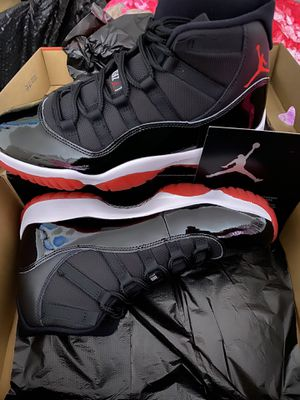 Brand new never wore Bred 11s Size 6.5 for Sale in Richmond, CA