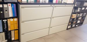 Strong, well-kept filing cabinets for Sale in Miami, FL